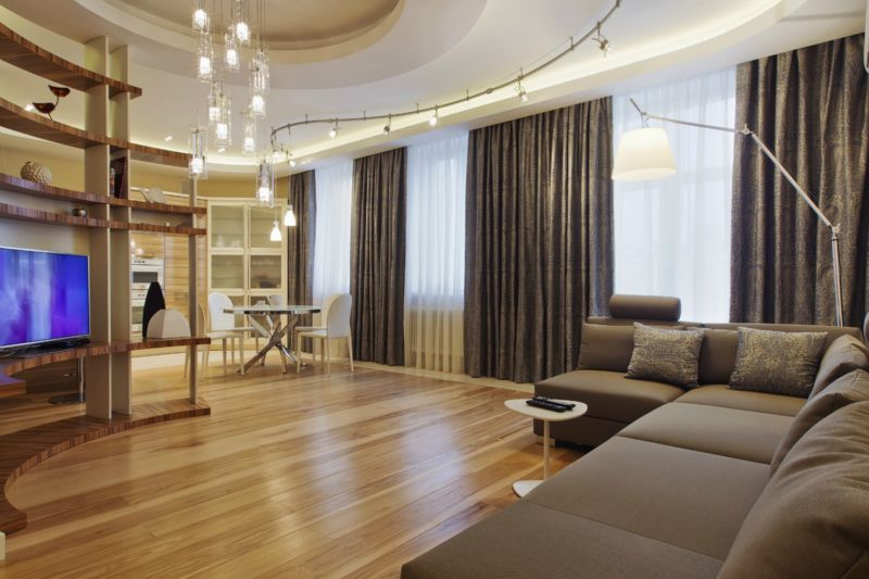 Electric curtain track -- luxury, design and convenience! - Goelst