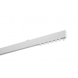 4100 manually operated curtain rails